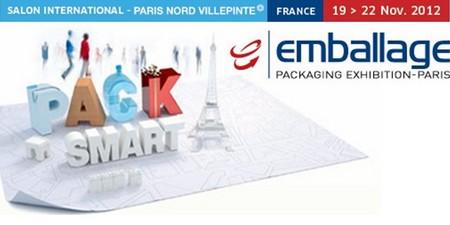 Salon de l'emballage 2012