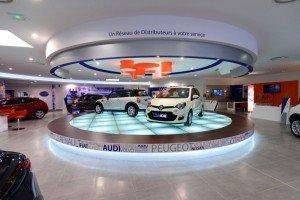 In'Pulsion, un showroom sur mesure pour le réseau Distinxion